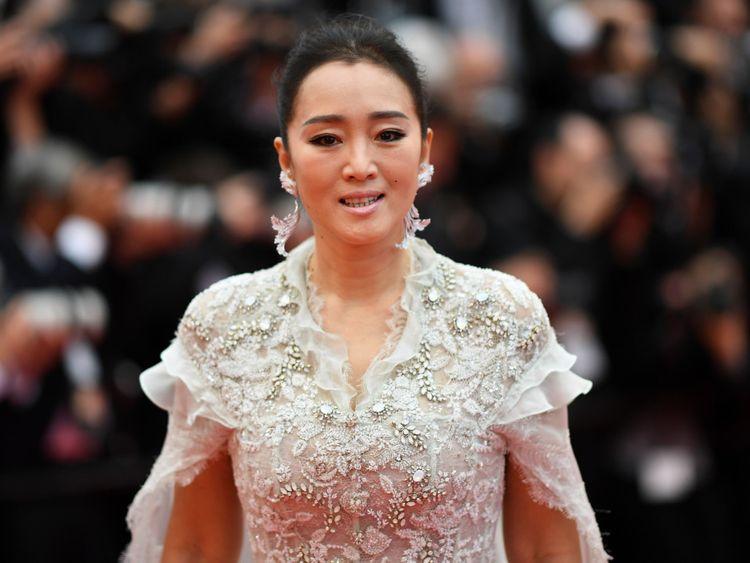 tab Gong Li  Cannes-1558075272488