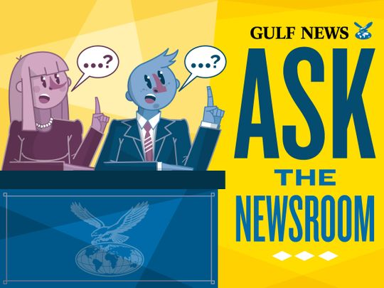 Ask the newsroom