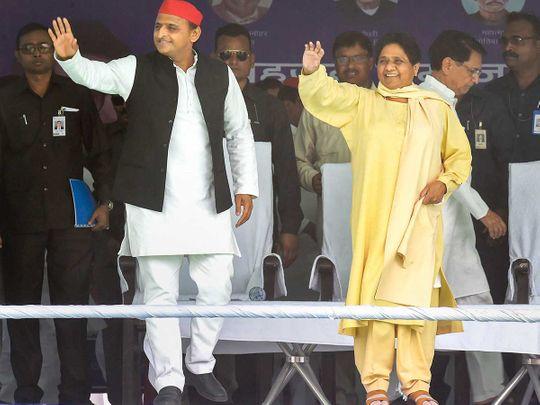 Bahujan Samajwadi Party chief Mayawati