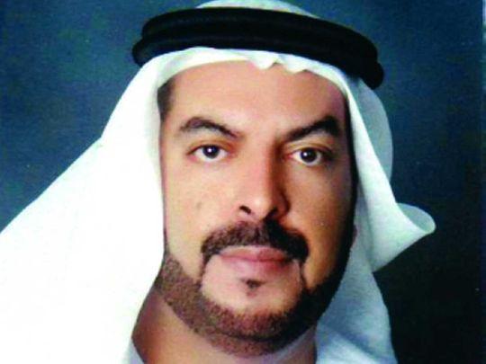 DSC executive director Arif Al Muhairi