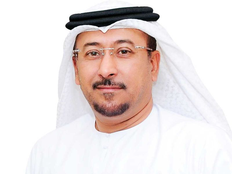 Dawoud Al Hajri, director general of Dubai Municipality e