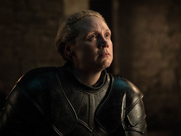 Gwendoline Christie in Game of Thrones-1558162855587