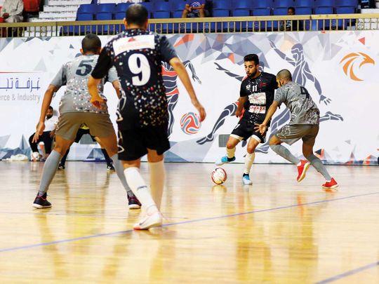 Sharjah Ramadan Futsal Championship semis decided