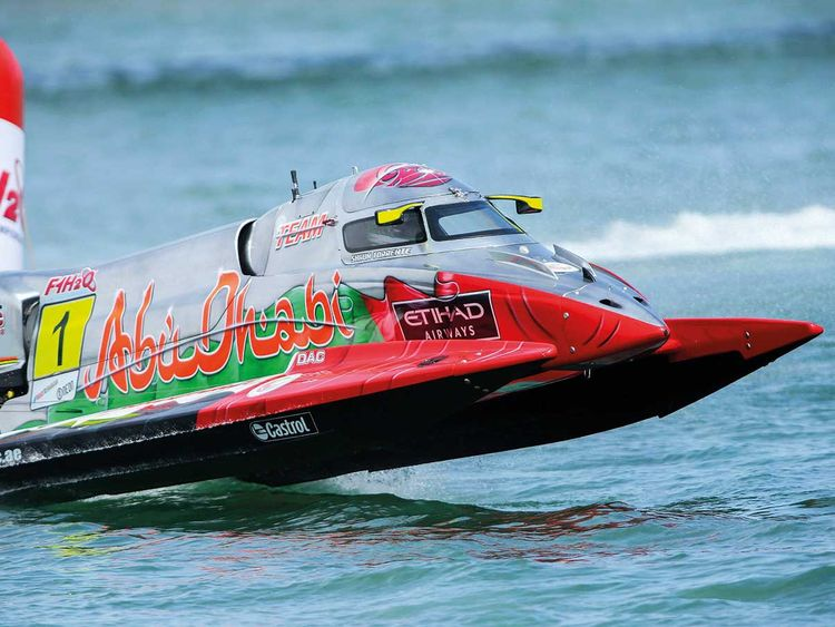 Top two spots on grid for Team Abu Dhabi in Grand Prix of Portugal