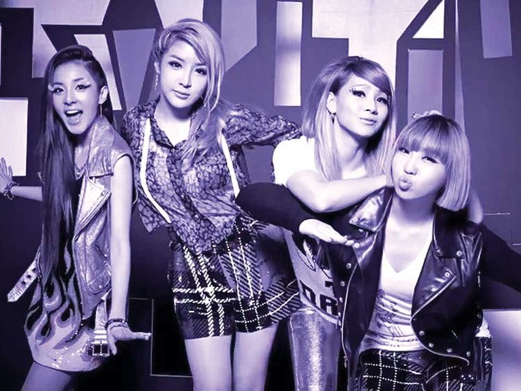 K-Pop Corner: 2NE1 Reunite After 4 Years