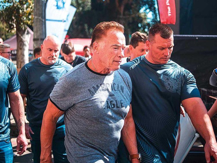 190518 Arnold Schwarzenegger