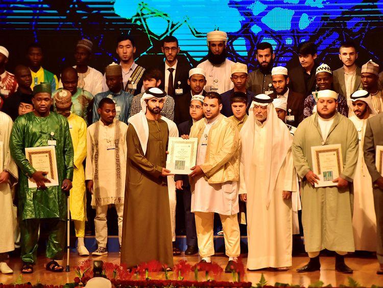 Winner of Dh250,000 Holy Quran Award named in Dubai | Uae