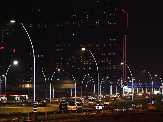 New Dubai street lights save 21.7 GWh of electricity