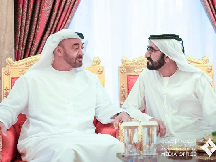 Mohammad with Mohammad