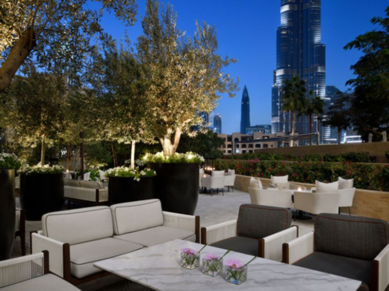 Downtowl dubai Secret Garden
