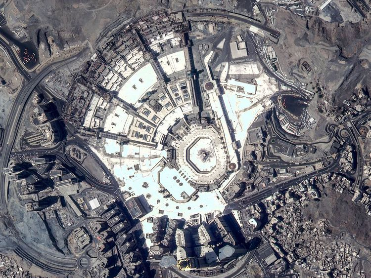 UAE satellite snaps photo of Mecca from space | Science