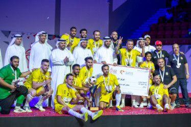SPO_190520 Fuhood Zabeel Crowned Victors for the Fourth Sharjah Ramadan Futsal Championship4-1558362209464