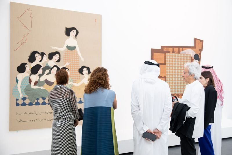 TAB 190521 WWW Jameel Prize 5 opening preview at Jameel Arts Centre, Dubai, April 24, 2019 Courtesy of Art Jameel-1558358578676