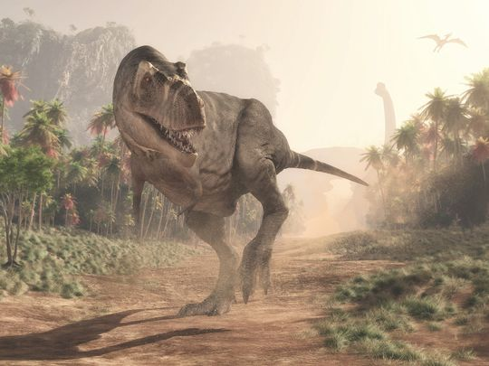Off the cuff: Dinosaur trail from childhood