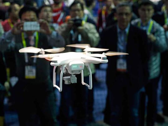DJI Drones 20190521