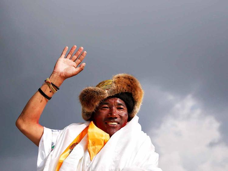 Kami Rita Sherpa 20190521