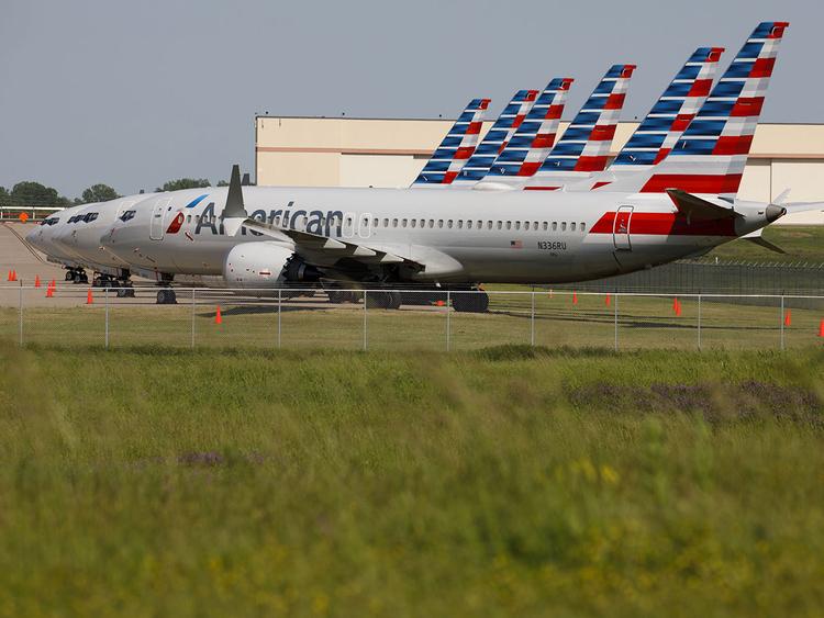 Tulsa airport generic