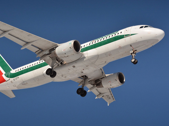 the-plane-3352694_1920 Alitalia plane.