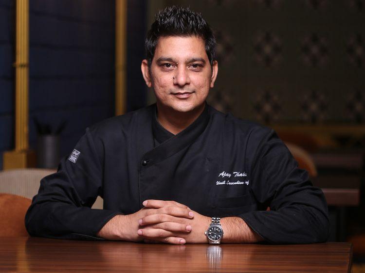 Ajay Thakur - Head Chef of Hitchki 1-1558522306000