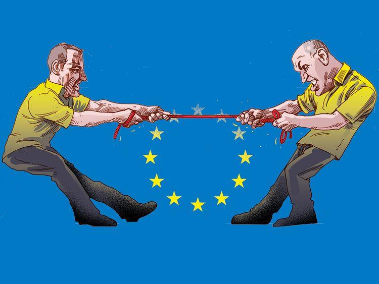 EU's challenge is East-West divide, not populism