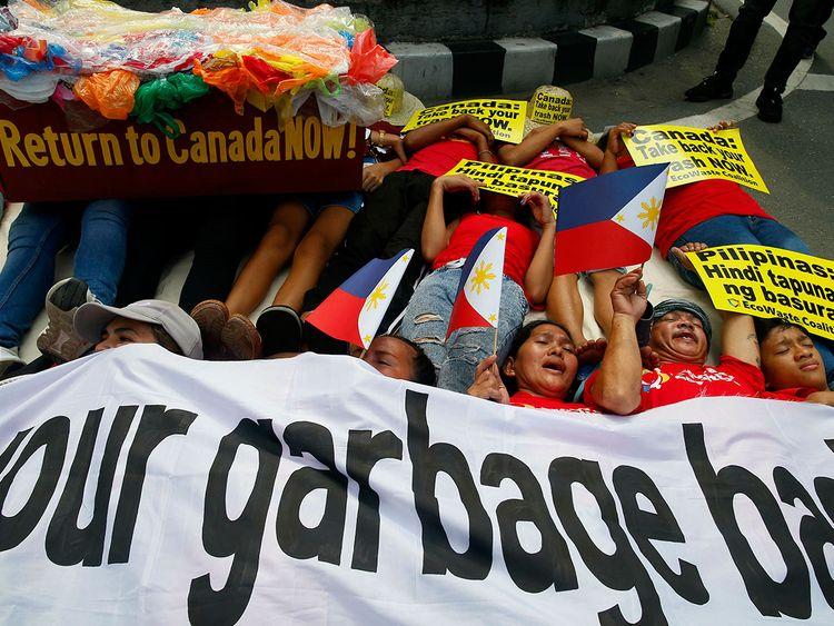Garbage Philippines