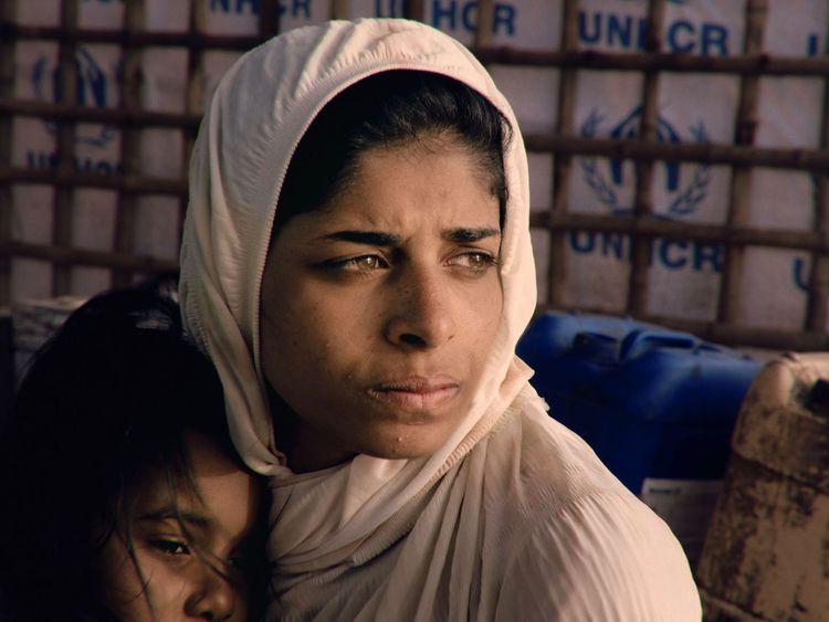 NAT 190522 UNHCR - Amina story-1558521443863