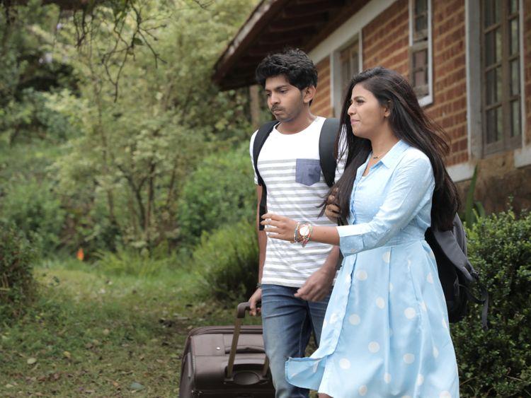 Sam Jones and Anjali in 'Lisaa'-1558507396699