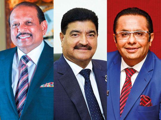 UAE business men