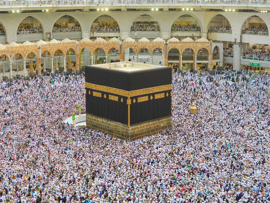Pilgrims to perform Umrah twice with two weeks gap between them | Saudi – Gulf News