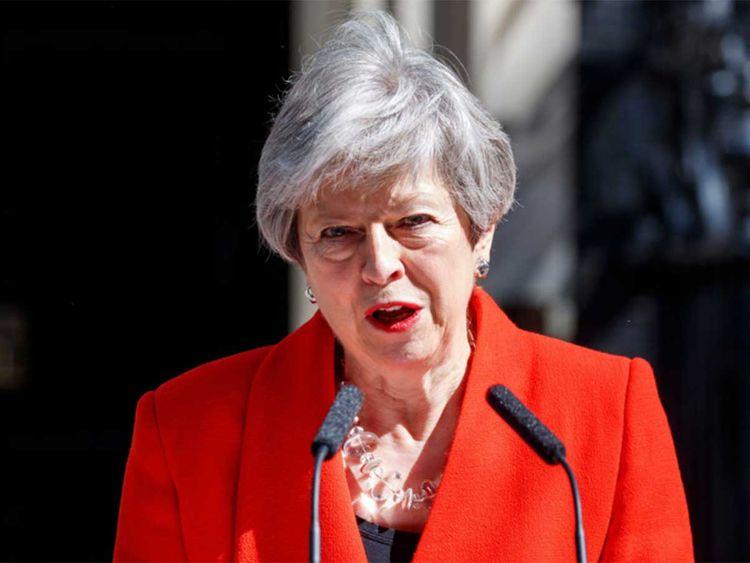 190524 Theresa May