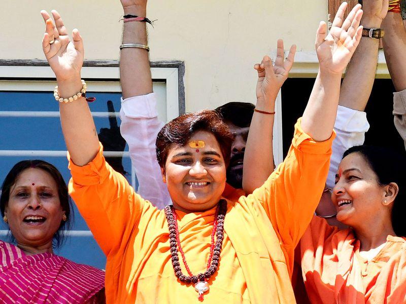 BJP's Pragya Singh Thakur