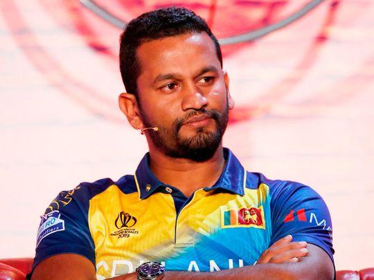 Sri Lanka's Dimuth Karunaratne