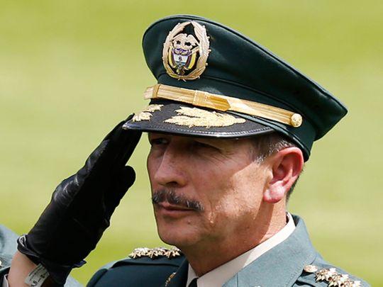 Gen. Nicacio Martinez Espinel
