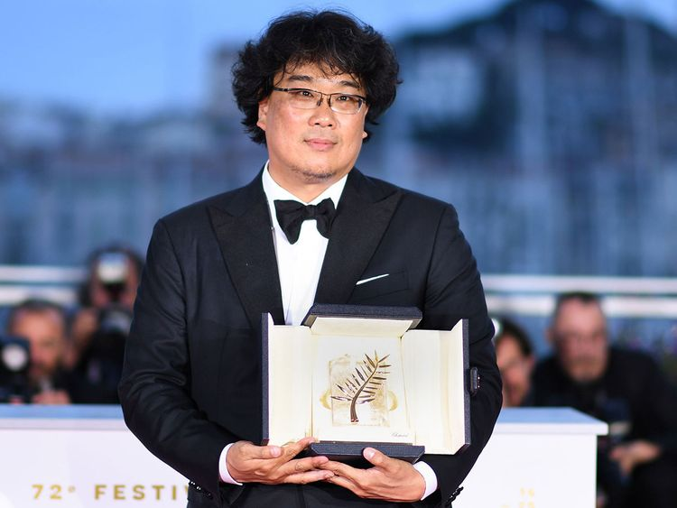 South Korean director Bong Joon-Ho