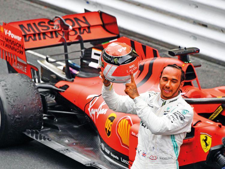Formula One motorsport