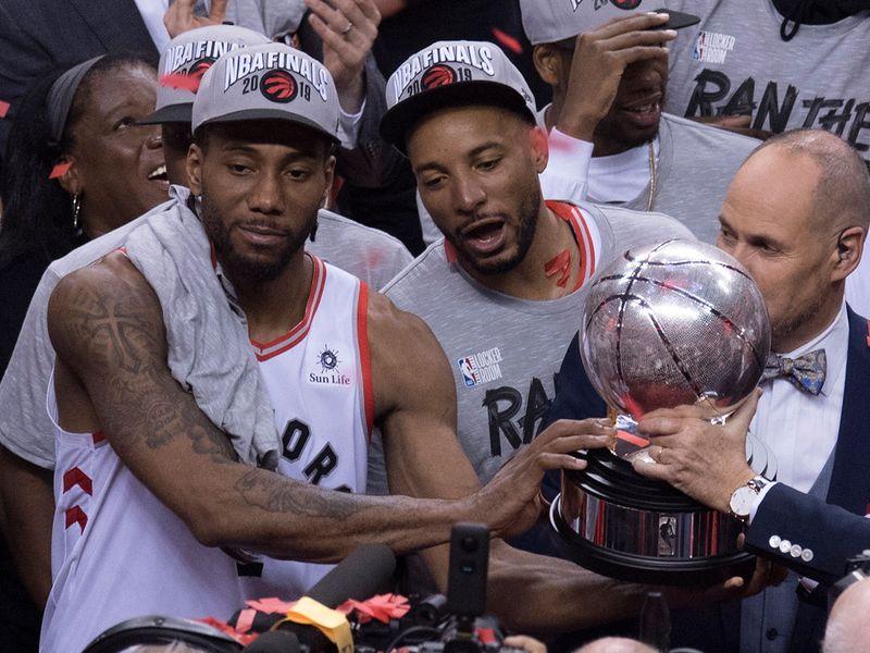 Toronto Raptors win