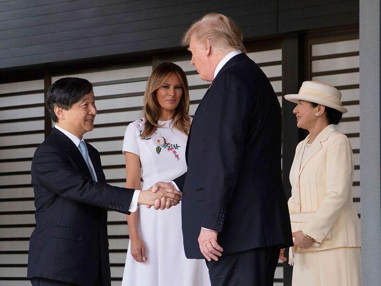 190527-Trump-Japan