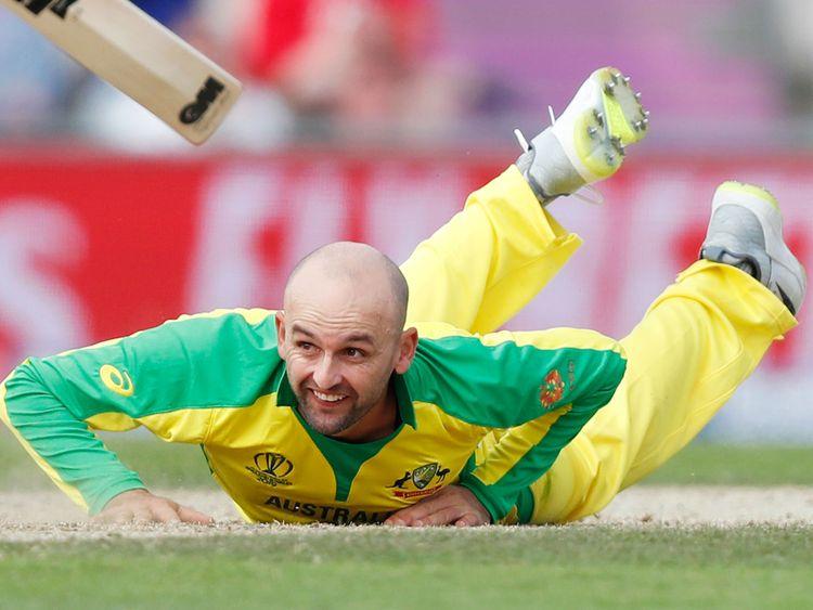 Australia's Nathan Lyon