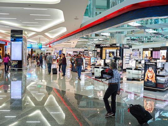 Dubai Duty Free SS