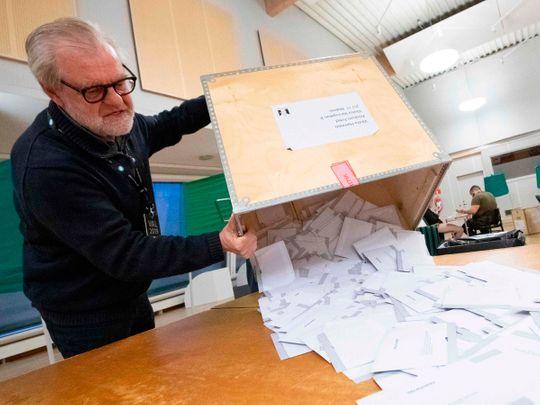 European Parliamentary election