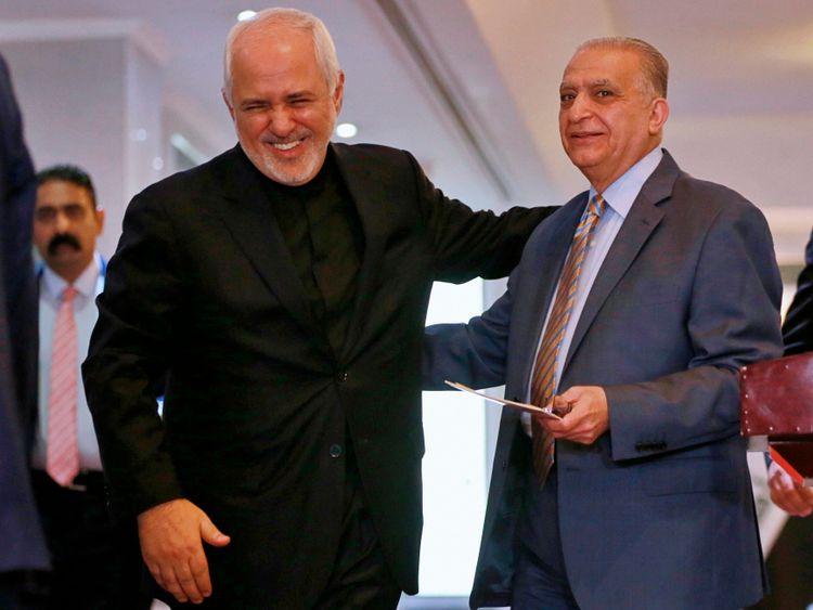 Iran_Iraq_Zarif