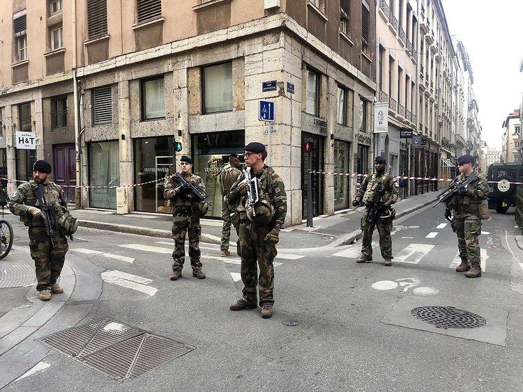 Lyon attack