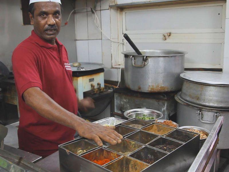 Morning Star Restaurant chef Shahbuddin