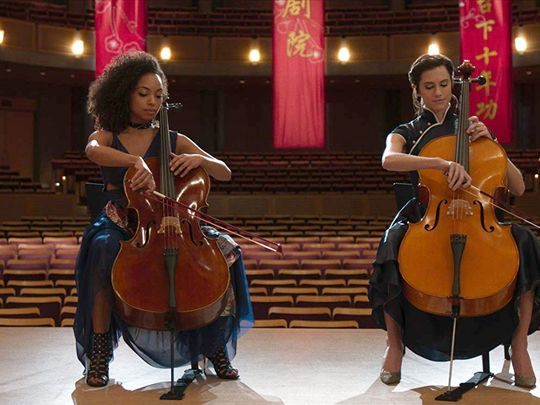 tab Logan Browning and Allison Williams in The Perfection (2018).....-1558938350845