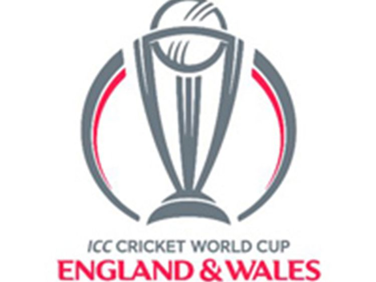 ICC WORLD CUP LOGO
