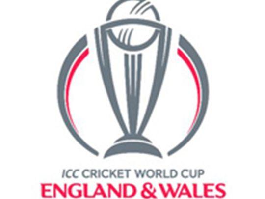 ICC WORLD CUP LOGO