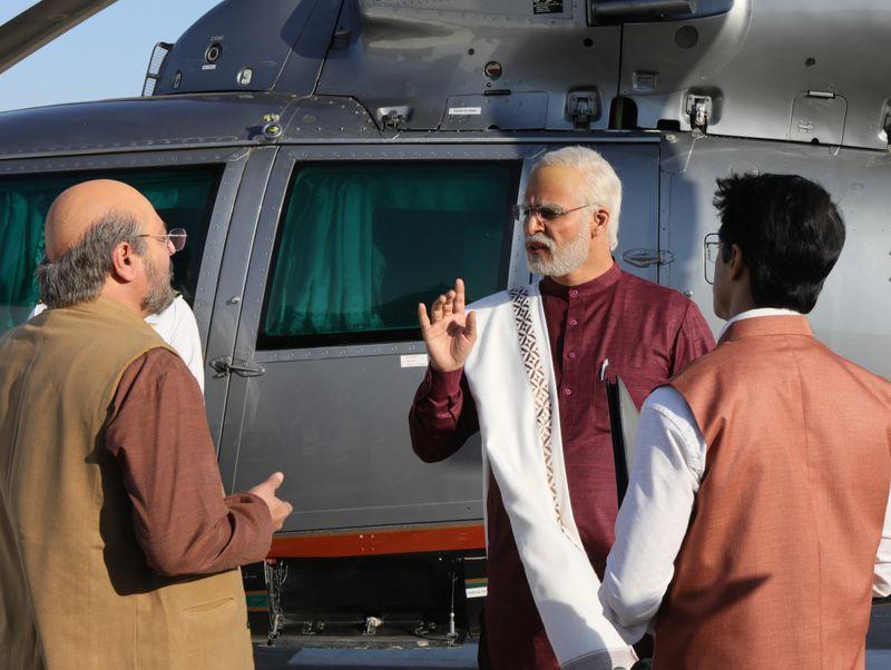 PM Narendra Modi stills  383A0464-1559039666252