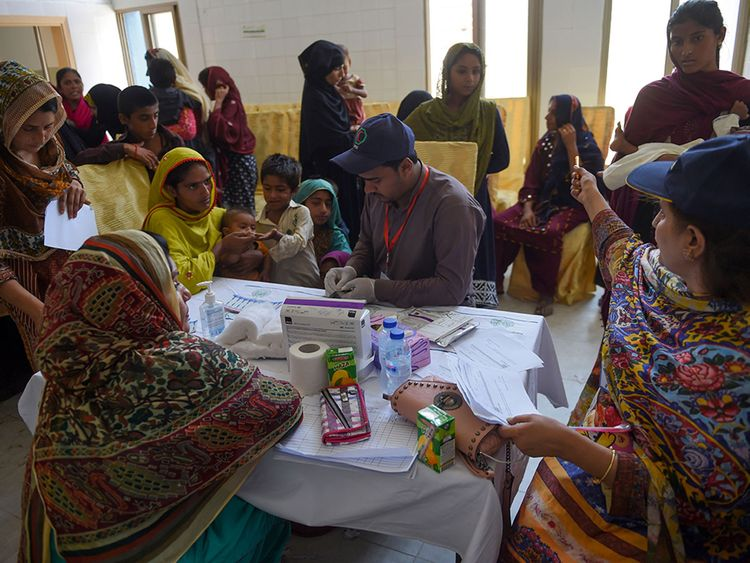 Pakistan HIV