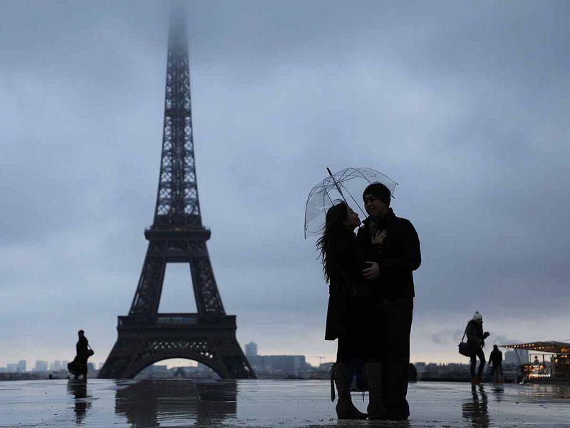 Paris Eiffel Tower 20190528
