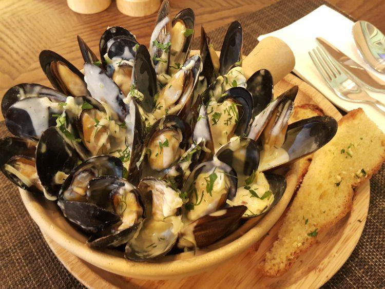 Super Mussels in Cream Sauce Image-1559028098307